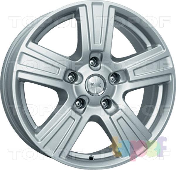 Колесные диски КиК Алыкель. Изображение модели #1
