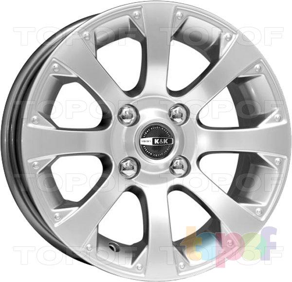 Колесные диски КиК Аркада-Нова. Изображение модели #3