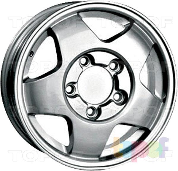 Колесные диски КиК Атлант. Изображение модели #1