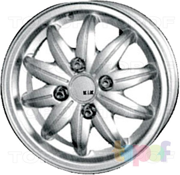 Колесные диски КиК Атолл. Изображение модели #2