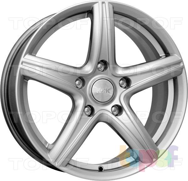 Колесные диски КиК Барракуда. Изображение модели #2