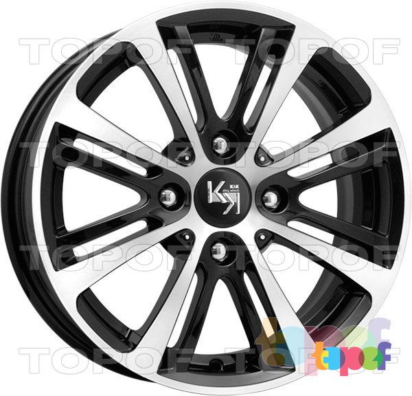 Колесные диски КиК Беринг. Изображение модели #2
