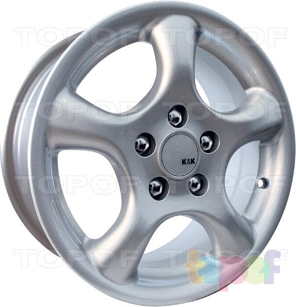 Колесные диски КиК Богема