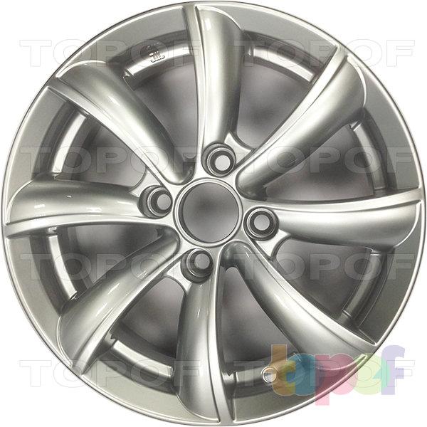 Колесные диски КиК Бриз. Изображение модели #2