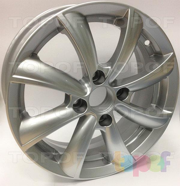 Колесные диски КиК Бриз. Изображение модели #4
