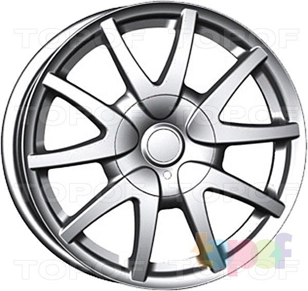 Колесные диски КиК Бумеранг
