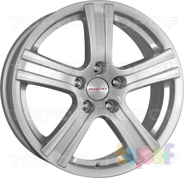 Колесные диски КиК Диона. Изображение модели #1