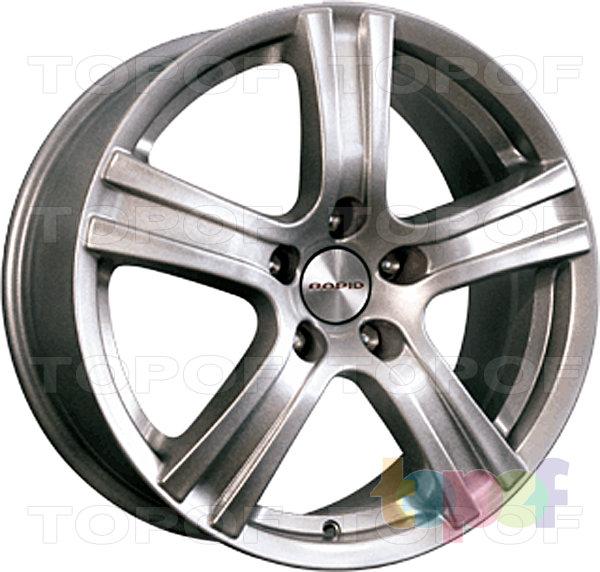 Колесные диски КиК Диона. Изображение модели #2