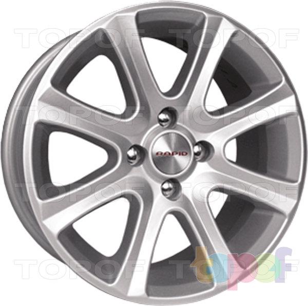 Колесные диски КиК Эдем. Изображение модели #2