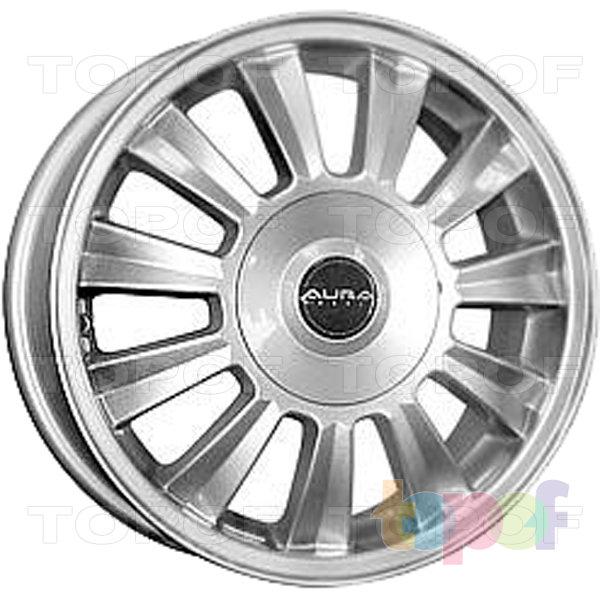 Колесные диски КиК Эврика. Изображение модели #1