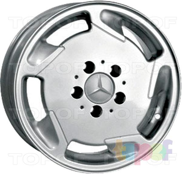 Колесные диски КиК Фауст. Изображение модели #1