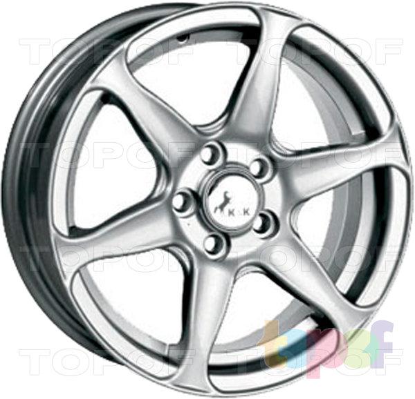 Колесные диски КиК Форвард-форс. Изображение модели #2