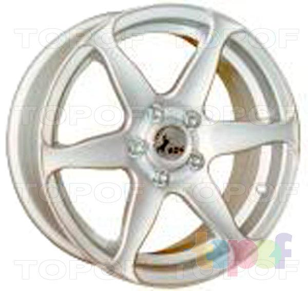 Колесные диски КиК Форвард-форс. Изображение модели #3