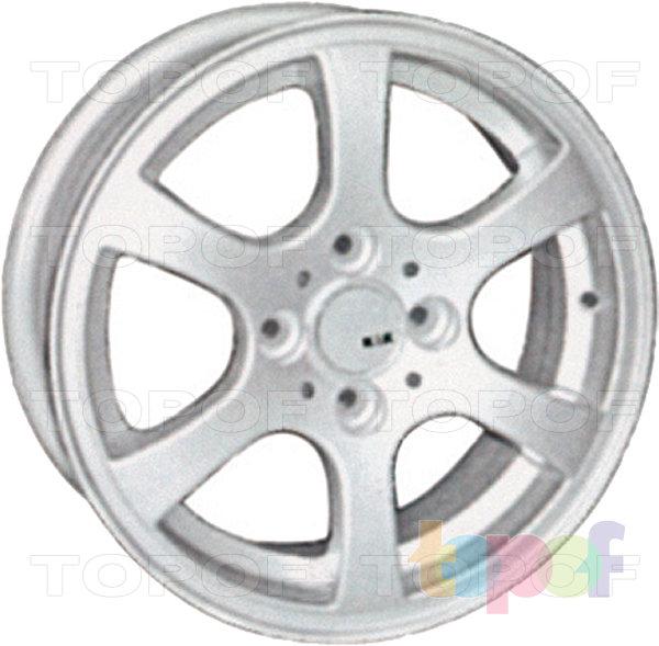 Колесные диски КиК Гамма. Изображение модели #2