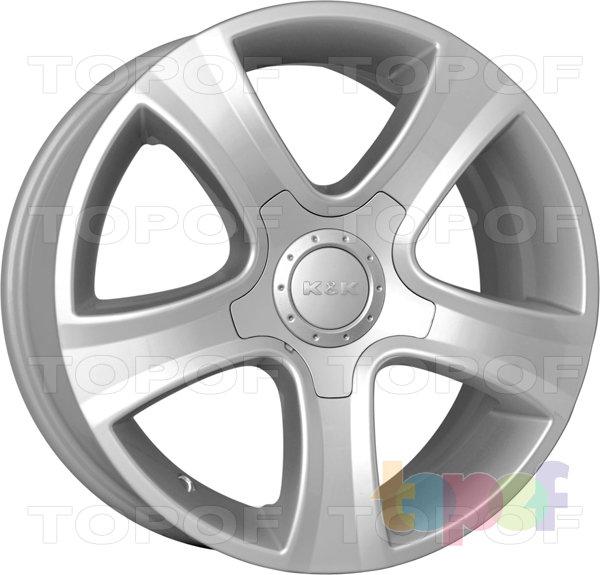 Колесные диски КиК Гавана. Изображение модели #1