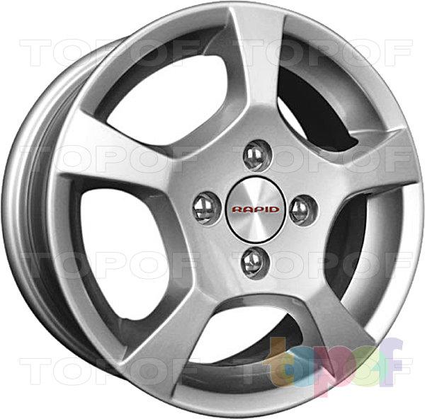 Колесные диски КиК Гектор