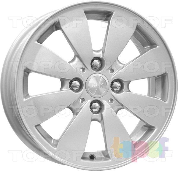 Колесные диски КиК Гранта. Изображение модели #1