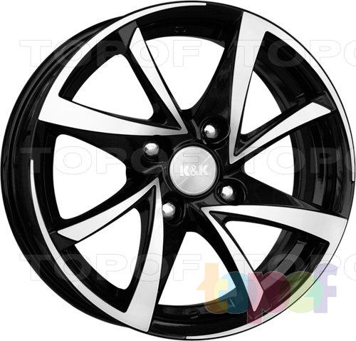 Колесные диски КиК Игуана. Изображение модели #1