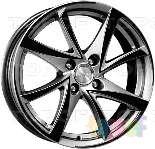 Колесные диски КиК Игуана. Изображение модели #3