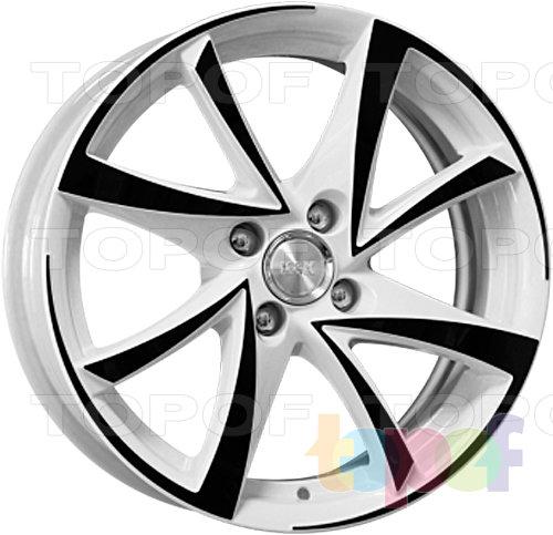 Колесные диски КиК Игуана. Изображение модели #4