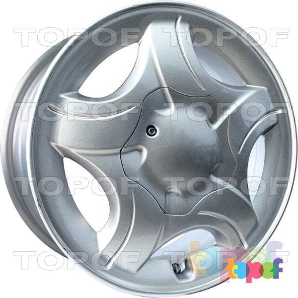 Колесные диски КиК Калина. Изображение модели #1