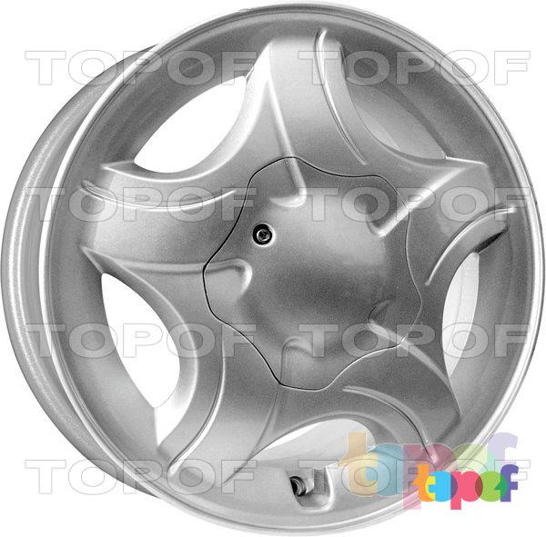 Колесные диски КиК Калина. Изображение модели #2