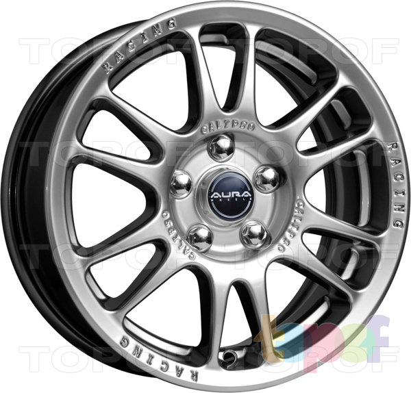 Колесные диски КиК Калипсо. Изображение модели #1