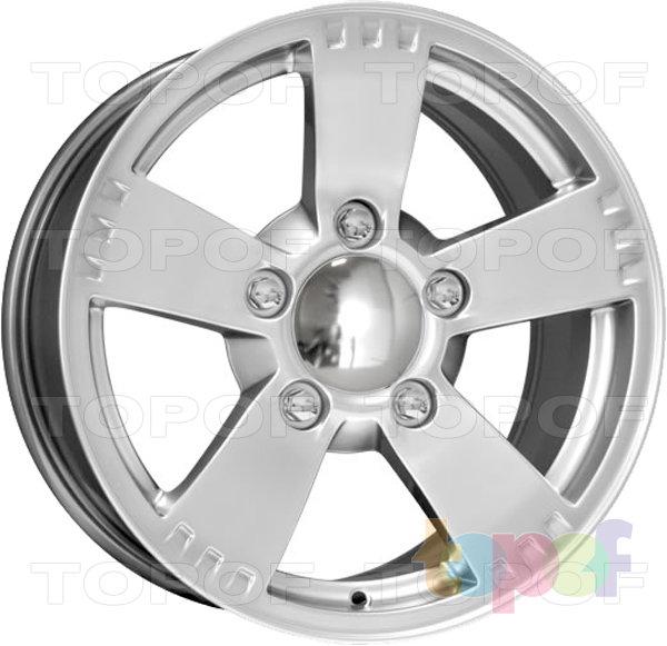 Колесные диски КиК Камелот