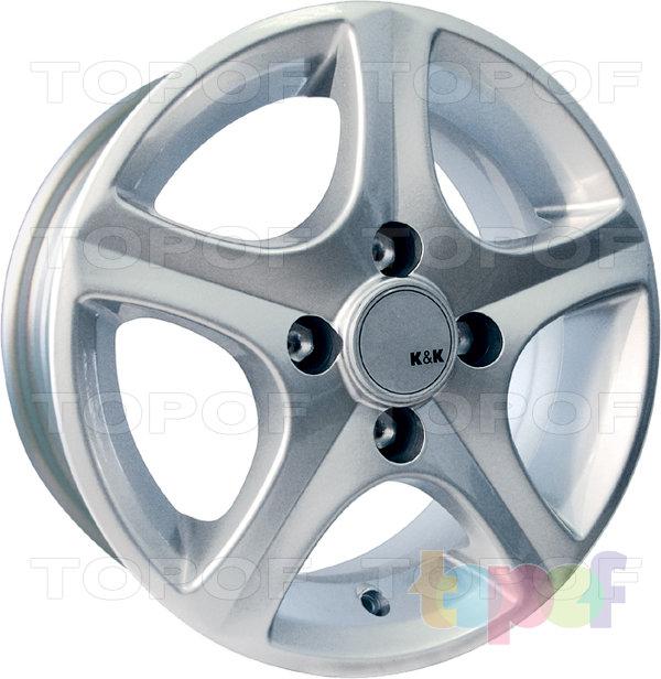 Колесные диски КиК Каньон. Изображение модели #2