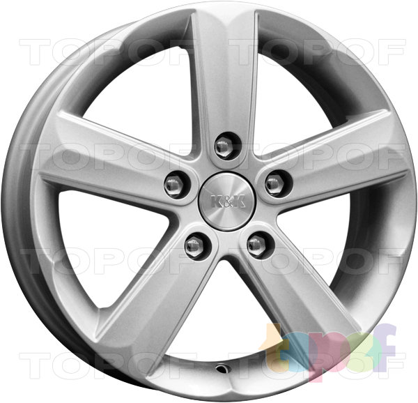 Колесные диски КиК Килиманджаро-5