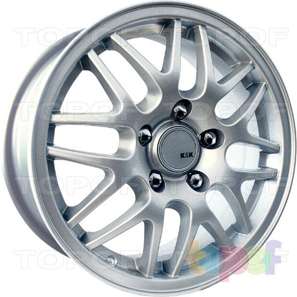 Колесные диски КиК Колибри. Изображение модели #2