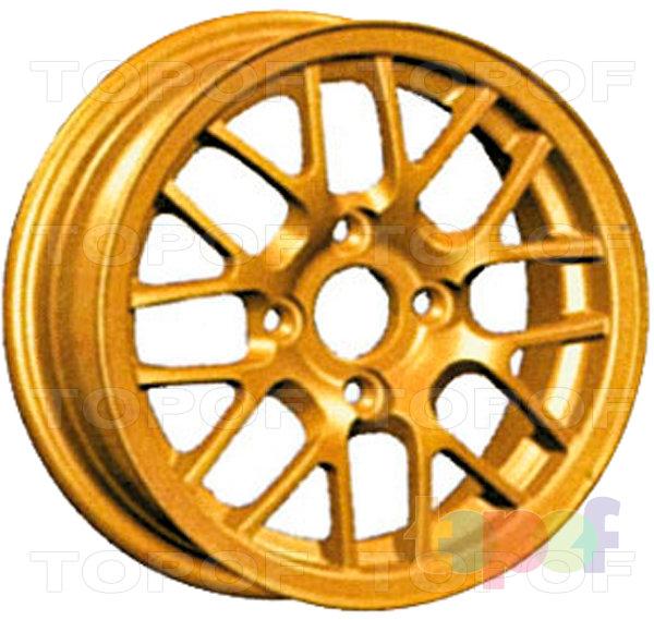 Колесные диски КиК Колибри. Изображение модели #3