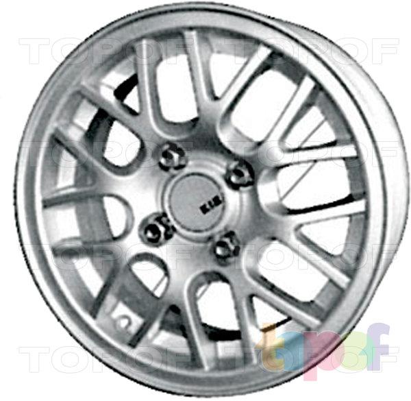 Колесные диски КиК Колибри. Изображение модели #4