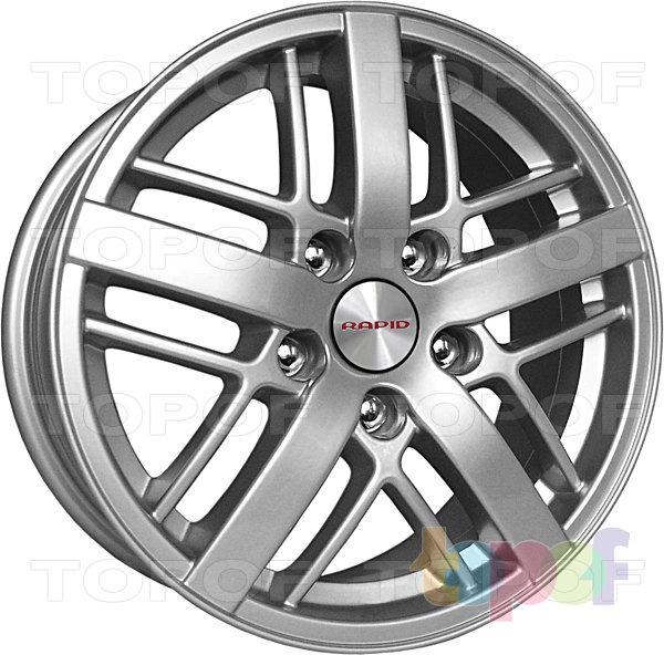 Колесные диски КиК Крона Вита. Изображение модели #1