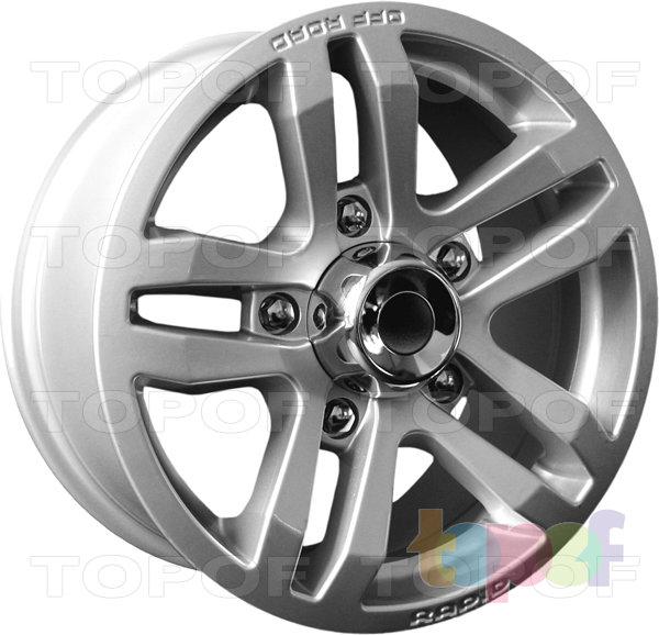 Колесные диски КиК Кураж. Изображение модели #1