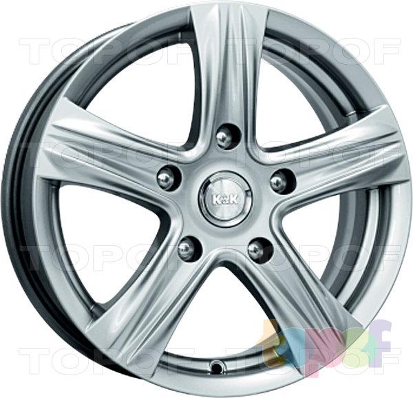 Колесные диски КиК Легион. Изображение модели #1