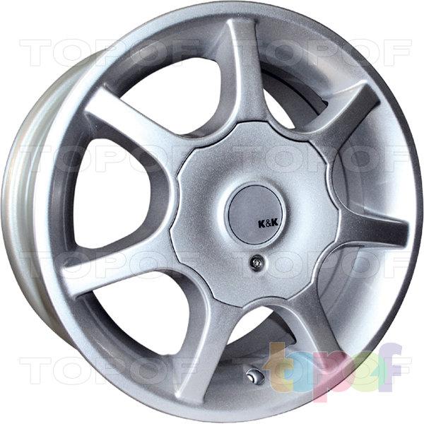 Колесные диски КиК Лидика. Изображение модели #1