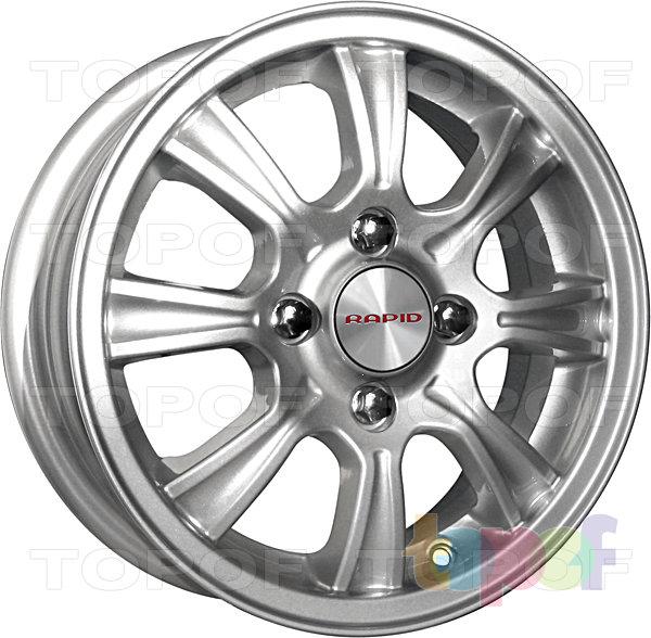 Колесные диски КиК Линарис. Изображение модели #1