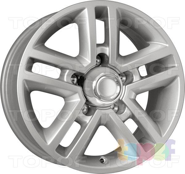 Колесные диски КиК Медео-Форс. Изображение модели #1