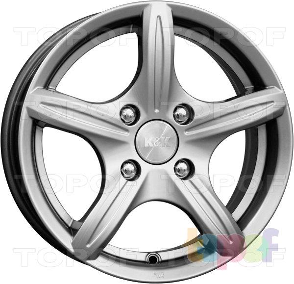 Колесные диски КиК Мирель. Изображение модели #2