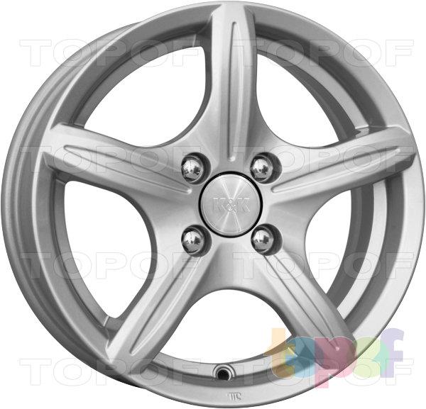 Колесные диски КиК Мирель. Изображение модели #3