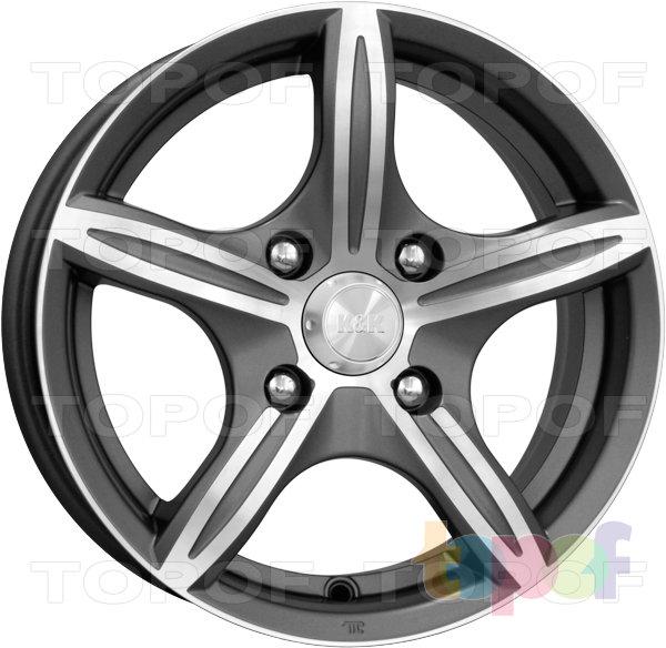 Колесные диски КиК Мирель. Изображение модели #4