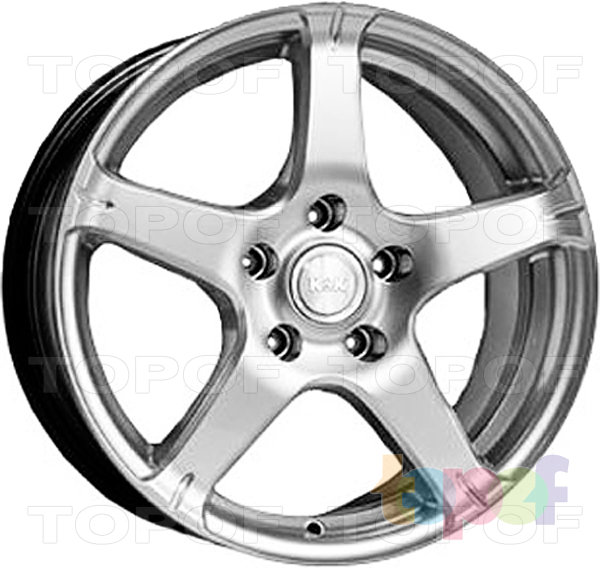 Колесные диски КиК Модесто. Изображение модели #1