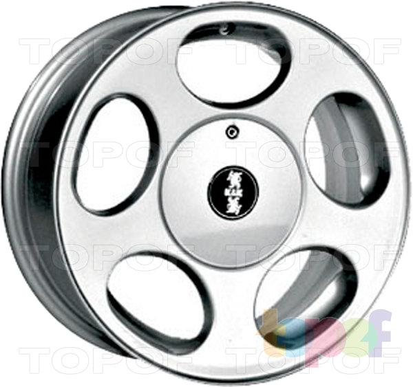 Колесные диски КиК Мокко. Изображение модели #1