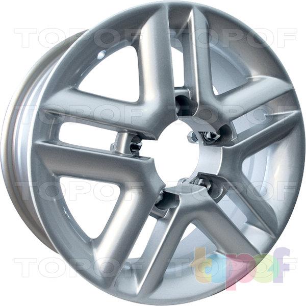 Колесные диски КиК Монблан. Изображение модели #1