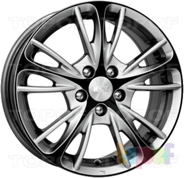 Колесные диски КиК Мулен Руж. Цвет бинарио