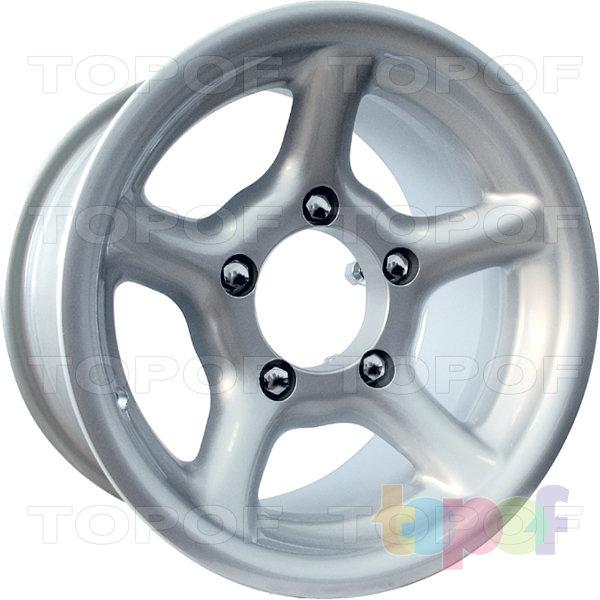 Колесные диски КиК Надежда. Изображение модели #1
