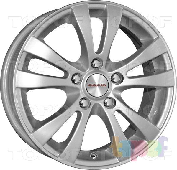 Колесные диски КиК Омега. Изображение модели #1