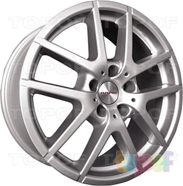 Колесные диски КиК Омикрон. Изображение модели #1