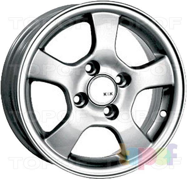Колесные диски КиК Пента. Изображение модели #1